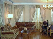 Квартира «», гостиная . Фото № 1658, автор Соколов Андрей