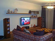Квартира «», гостиная . Фото № 1667, автор Соколов Андрей
