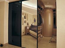 Квартира «», гардеробная . Фото № 1339, автор Величкин Дмитрий (МАО), Голованов Николай (МАО)