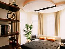 Квартира «», спальня . Фото № 2376, автор А+А (MAO) A PLUS A