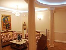 Квартира «», гостиная . Фото № 2117, автор Бурханов Юрий
