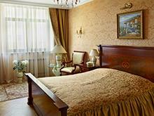 Квартира «», спальня . Фото № 2415, автор Борисова Юлия