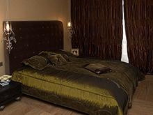 Квартира «», спальня . Фото № 2469, автор Пятый радиус Архитектурное бюро