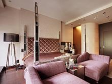 Квартира «», спальня . Фото № 2497, автор Арт-Фабрика