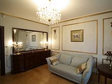 Квартира «», гостиная . Фото № 2769, автор Линия 8 LINE8