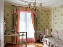 Квартира «», детская . Фото № 2772, автор Линия 8 LINE8