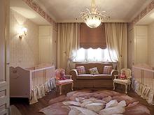 Квартира «», детская . Фото № 2897, автор Маркос Юлия