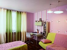 Квартира «», детская . Фото № 2922, автор Re:design