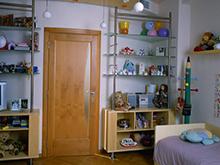 Квартира «», детская . Фото № 3088, автор Проценко Андрей