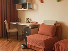 Квартира «», детская . Фото № 3195, автор Интерьер Проджект Студио