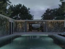 Квартира «Марокканский минимализм», бассейн . Фото № 25290, автор U-Style