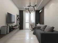 Квартира «Экостиль в квартире», гостевая . Фото № 25417, автор Домострой
