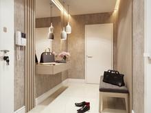 Квартира «Гармония настоящего», коридор . Фото № 26086, автор Art-i-Сhok