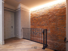 Квартира «Апартаменты в Замоскворечье», холл . Фото № 26142, автор Карамышева Евгения