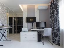 Квартира «Графическая эстетика», гостевая . Фото № 26185, автор Студия Интерьера ТАНДЕМ+