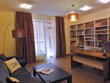 Квартира «Теплый акцент», кабинет . Фото № 26220, автор Орлов Михаил, Мунтяну Игорь