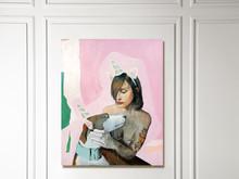 Роспись, живопись «картина в интерьере », роспись живопись . Фото № 26348