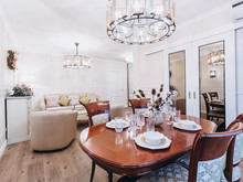 Квартира «Ideal classic», столовая . Фото № 26471, автор Швец Саша