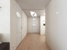 Квартира «ЖК ОГНИ Екатеринбурга», холл . Фото № 26492, автор Студия Rahat-House Ник и Христина