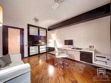 Квартира «Контрастный интерьер для молодой семьи», кабинет . Фото № 26502, автор Левченко Юлия