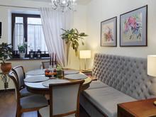 Квартира «Квартира на Фурманова», столовая . Фото № 26508, автор Пересторонина Екатерина
