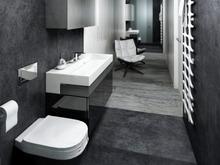 Квартира «Жизнь на высоте (Мосфильмовская 8)», ванная . Фото № 26568, автор Artscor Дизайн студия