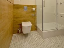 Квартира «ЖК Белорецкий (реализованный проект)», ванная . Фото № 26626, автор Студия Rahat-House Ник и Христина