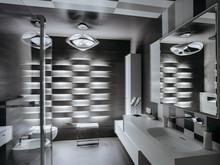 Квартира «Квартира на Золотой миле », ванная . Фото № 26651, автор Artscor Дизайн студия