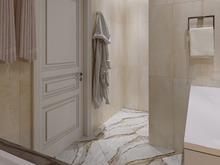 Квартира «Квартира в центре Ростова-на-Дону», ванная . Фото № 26657, автор Дегтярцева Вероника