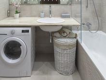 Квартира «Милый дом», ванная . Фото № 26709, автор Щетинина Наталья