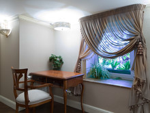 Квартира «Двухуровневая квартира с зимним садом», гостевая . Фото № 26740, автор Чащина Оксана