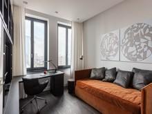 Квартира «квартира на Студенческой улице», кабинет . Фото № 26811, автор Gallery63