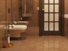 Квартира «Ардэ Бордэо», ванная . Фото № 26884, автор Новиков Андрей