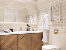 Квартира «3-ех комнатная квартира в Минске», ванная . Фото № 26967, автор Зазнова Вероника