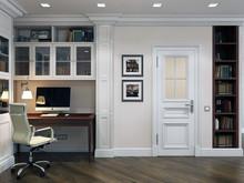Квартира «Дизайн двухуровневой квартиры 170 кв.м. Северное сияние», холл . Фото № 26976, автор Соболев Павел