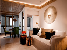 Квартира «BELOVO», гостиная . Фото № 27014, автор INRE