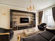 Квартира «Вид на кремль с музыкой», гостиная . Фото № 27060, автор Боенич Александр