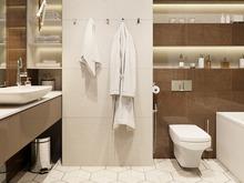 Квартира «Квартира в ЖК Новое Тушино», ванная . Фото № 27088, автор Жданов Евгений