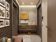 Квартира «Квартира в ЖК Новое Тушино», прихожая . Фото № 27083, автор Жданов Евгений