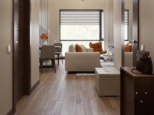 Квартира «2-х уровневые апартаменты в ЖК TriBeCa», прихожая . Фото № 27117, автор Жданов Евгений