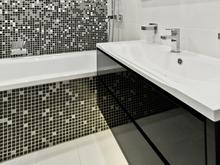 Квартира «Квартира 60м2, ул. Маршала Малиновского, Москва», ванная . Фото № 27170, автор Уразметов Рустэм