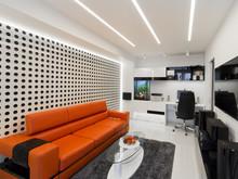 Квартира «Квартира 60м2, ул. Маршала Малиновского, Москва», гостиная . Фото № 27167, автор Уразметов Рустэм