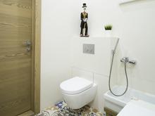 Квартира «Квартира 67,7 м2, ул. 3-я Песчаная, Москва», ванная . Фото № 27180, автор Уразметов Рустэм