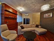 Квартира «Фешенебельная квартира с панорамным», гостиная . Фото № 27194, автор Коваленко Андрей