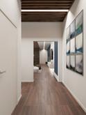 Квартира «Квартира 170 м2, ул. Дмитрия Ульянова, Москва», коридор . Фото № 27225, автор Уразметов Рустэм