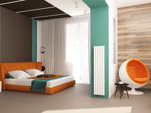 Квартира «Квартира 170 м2, ул. Дмитрия Ульянова, Москва», спальня . Фото № 27230, автор Уразметов Рустэм