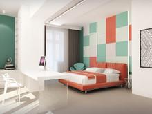 Квартира «Квартира 170 м2, ул. Дмитрия Ульянова, Москва», спальня . Фото № 27227, автор Уразметов Рустэм