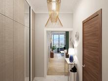 Квартира «ПРОЕКТ ИЗУМРУД НА ПАРКОВОЙ», прихожая . Фото № 27246, автор Vsrede Interior Design