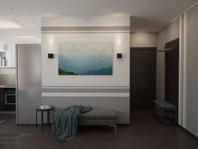 Квартира «Студия», прихожая . Фото № 27275, автор Комаров Дмитрий