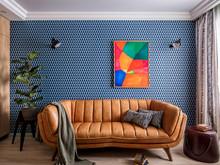 Квартира «EJ_flat», кабинет . Фото № 27329, автор Quadrum Архитектурная студия